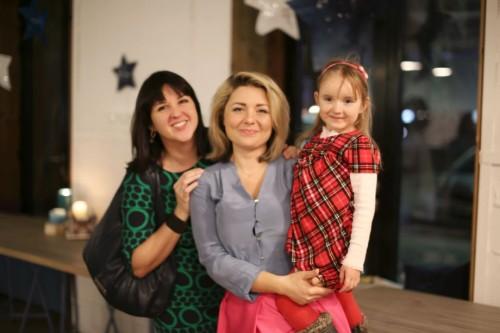 Beatos virtuve_zurnalo pristatymas_kaledos_Jurgis ir Drakonas_Vita_kriksto dukra