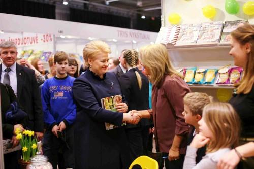 Beatos virtuve_knygu muge_prezidente_Grybauskaite