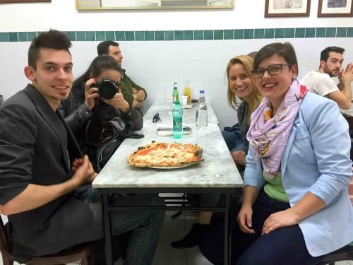 Beata Neapolyje_Jurgis ir Drakonas_pizza
