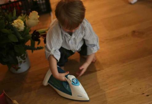 namų darbas namų šeimininkėms)