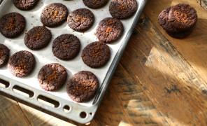 aviziniai sokoladiniai sausainiai