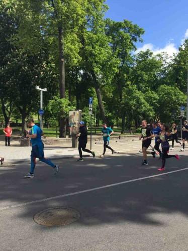Beatos virtuve_Vilnius run