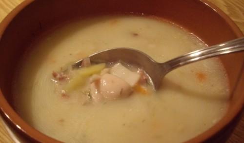 Marijos grybu sriuba_Beatos virtuve