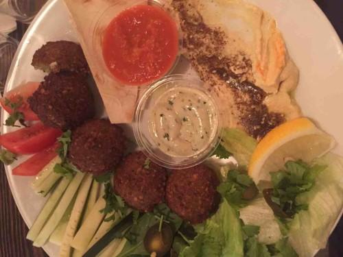 Beatos virtuve_falafeliai