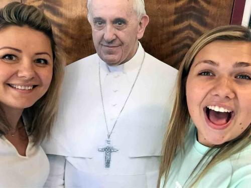 Beatos virtuve_Amerika_selfis su popiezium