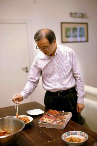 Beatos virtuve_kimči_korėjiečiai