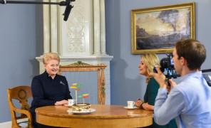 Prezidente_Dalia Grybauskaite_Beata