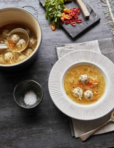 Rytietiška kopūstų sriuba